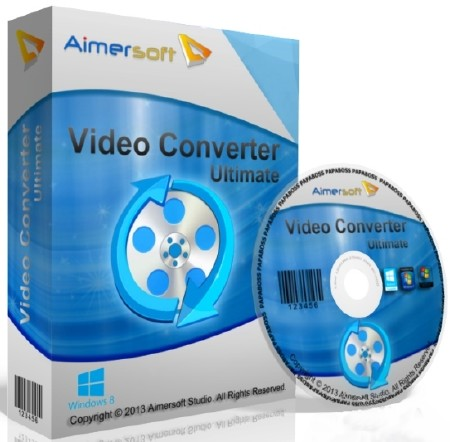 Aimersoft Video Converter Ultimate 5.7.0.1 + Rus