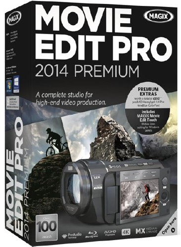 MAGIX Movie Edit Pro 2014 Premium 13.0.3.14 Final + Rus