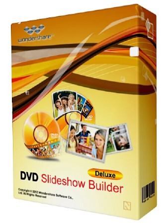 Wondershare DVD Slideshow Builder Deluxe 6.1.13.2 + Rus