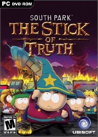 South Park - The Stick of Truth / South Park - Палка Истины (2014/Rus/Multi8/PC)  Repack от R.G. Catalyst