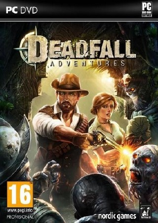 Deadfall Adventures v20140226 (2013/Rus/Eng/PC) RePack от R.G. Механики