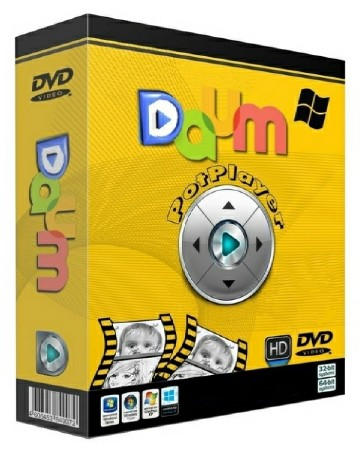 Daum PotPlayer 1.6.46459 Rus Portable