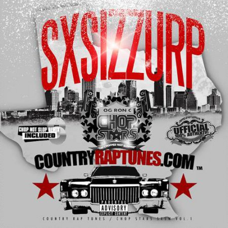 OG Ron C & Chopstars - Country Rap Tunez SXSizzurp (2014)
