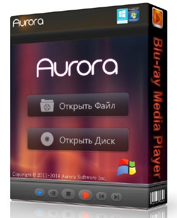 Aurora Blu-ray Media Player 2.14.3.1568 ML/RUS
