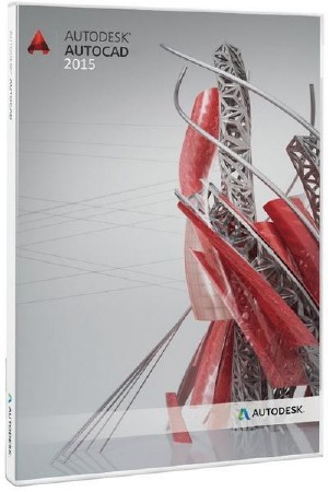 Autodesk AutoCAD 2015 Build J.51.0.0 x86-x64 AIO By m0nkrus (RUS/ENG/2014)
