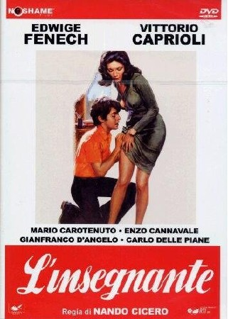 Учительница / L'insegnante / The School Teacher (1975) DVD5