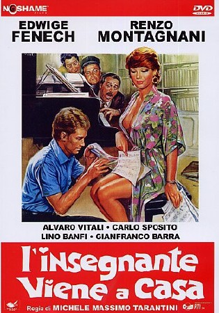 Учительница на дому / L'insegnante viene a casa / School Teacher In The House (1978) DVD5