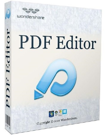 Wondershare PDF Editor 3.6.5.2 ML/ENG