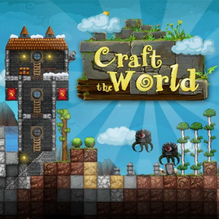 Craft The World v.0.9.024 (2014/PC/RUS) RePack