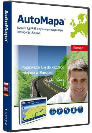 AutoMapa 6.15 1404 EU Final (2014/ML/RUS)