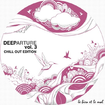 Deeparture Vol.3 Chill Out Edition (2014)