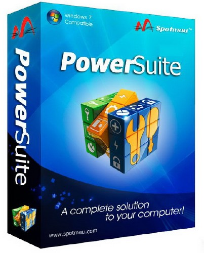 Spotmau PowerSuite Bundle Edition 7.0.1.5 + Bootable ISO