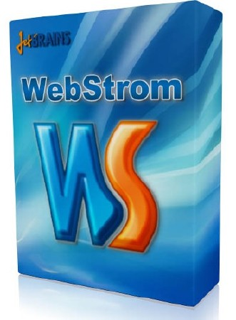 JetBrains WebStorm 8.0.2 (2014/Eng) Portable by goodcow