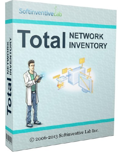 Total Network Inventory Professional 3.1.0 build 1684 Final