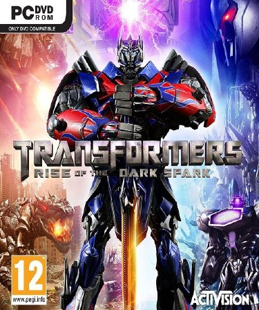 Transformers: Rise of the Dark Spark (2014/RUS/ENG/RePack от R.G. Механики)