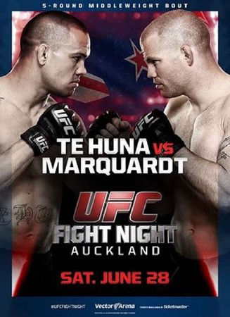 Бои без правил - UFC Fight Night 43 / UFC Fight Night 43: Te-Huna vs. Marquardt (2014) HDTVRip