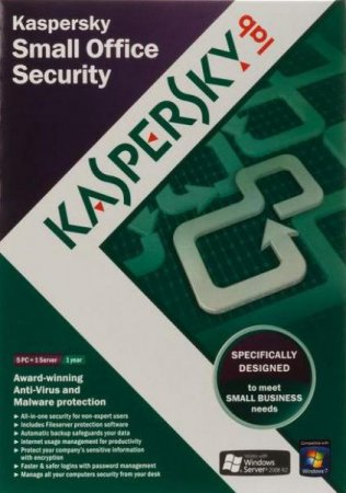 Kaspersky Small Office Security 3 Final RePack
