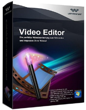 Wondershare Video Editor 4.1.1.13 + Rus