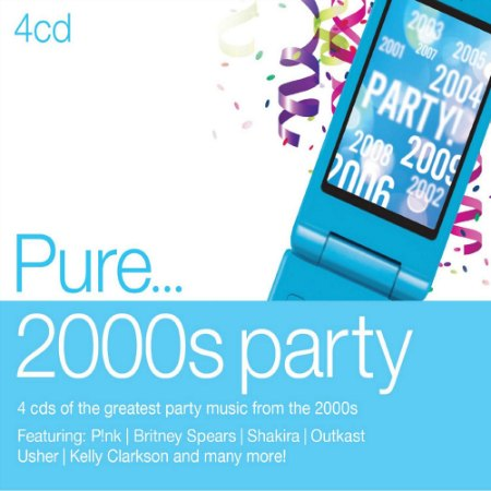VA - Pure... 2000s Party (2014)