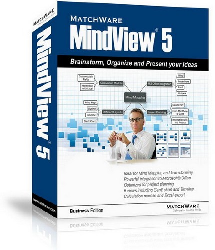 MatchWare MindView 5.0.180 Business Edition
