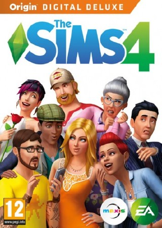 THE SIMS 4 All DLC+Patches+Updates  (2014/Rus/Eng/Multi10/PC) Repack от TeRM!NaToR