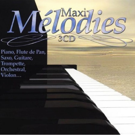 VA - Maxi Melodies (3CD) (2014)