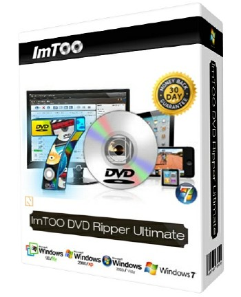 ImTOO DVD Ripper Ultimate 7.8.4 Build 20140925 + Rus