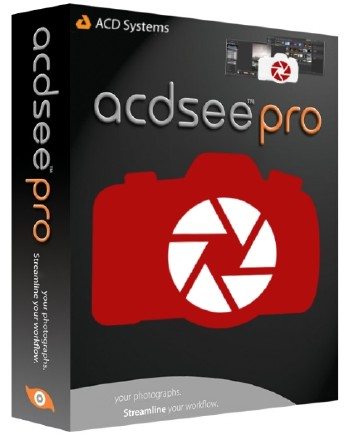 ACDSee Pro 8.0 Build 262 Final (x86/x64) + Rus