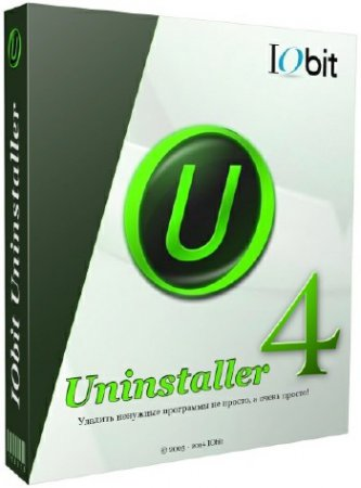 IObit Uninstaller 4.0.4.1 Final ML/RUS