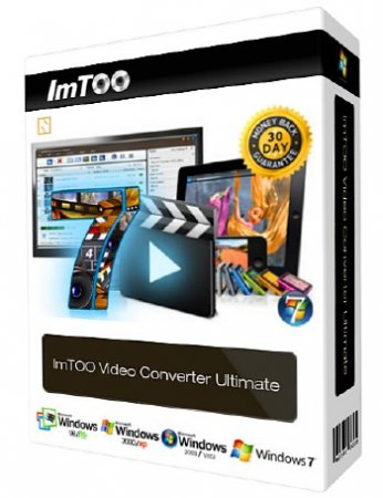 ImTOO Video Converter Ultimate 7.8.4 Build 20140925 + Rus