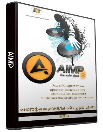 AIMP 3.60 Build 1465 Final ML/RUS