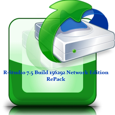 R-Studio 7.5 Build 156292 Network Edition RePack by Diakov