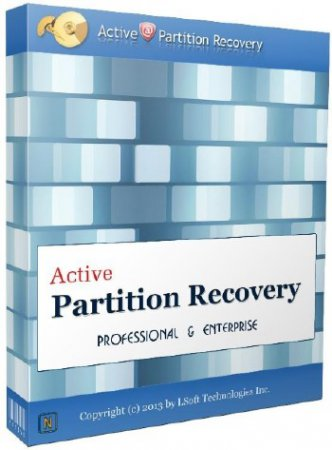 Active Partition Recovery Professional 11.1.0 ENG