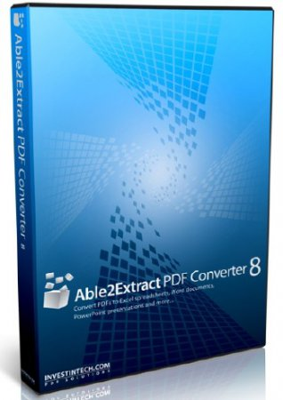 Able2Extract PDF Converter 9.0.5 ENG