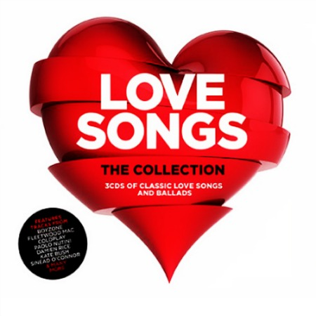 VA - Love Songs - The Collection (3CD) (2015)