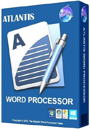 Atlantis Word Processor 1.6.6.3 Portable (2015/ML/RUS)