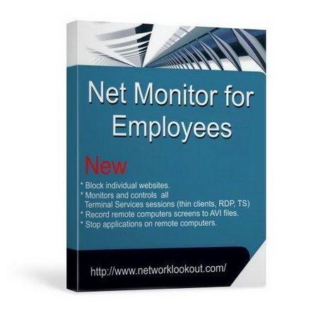 Network LookOut Net Monitor for Employees Professional 4.9.26 Final