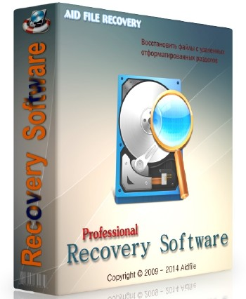 Aidfile Recovery Software Professional 3.6.8.4 ENG
