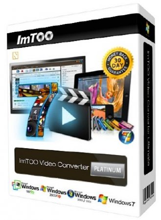 ImTOO Video Converter Platinum 7.8.6 Build 20150130 + Rus
