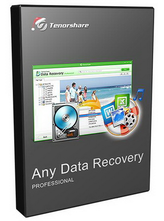 Tenorshare Any Data Recovery Pro 4.8.0.0 Build 2014.12.25