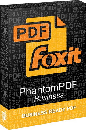 Foxit PhantomPDF Business 7.1.3.0320 Final