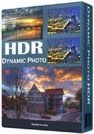 MediaChance Dynamic Photo HDR 6.01 ENG