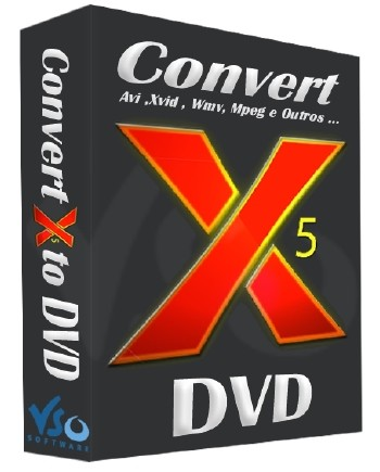 VSO ConvertXtoDVD 5.3.0.21 Final ML/RUS