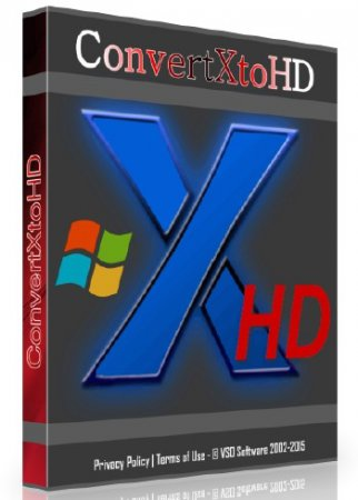 VSO ConvertXtoHD 1.3.0.21 Final ML/RUS