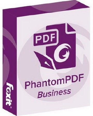 Foxit PhantomPDF Business 7.2.5.0930 RePack by D!akov