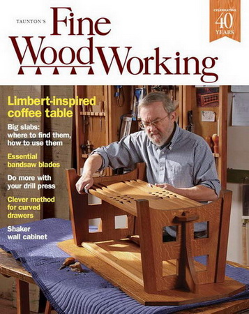 Fine Woodworking №252 (January-February 2016)