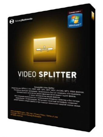 SolveigMM Video Splitter 5.0.1511.26 Business Edition ML/RUS