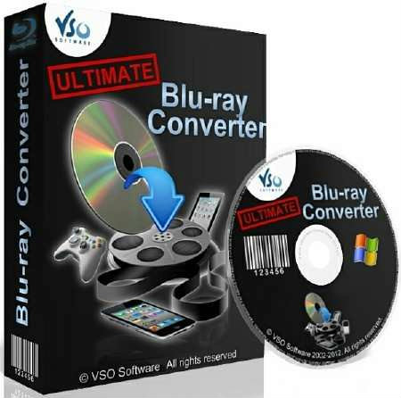 VSO Blu-ray Converter Ultimate 3.6.0.47 (2015/Rus/Eng) Re-Pack & Portable by FoXtrot