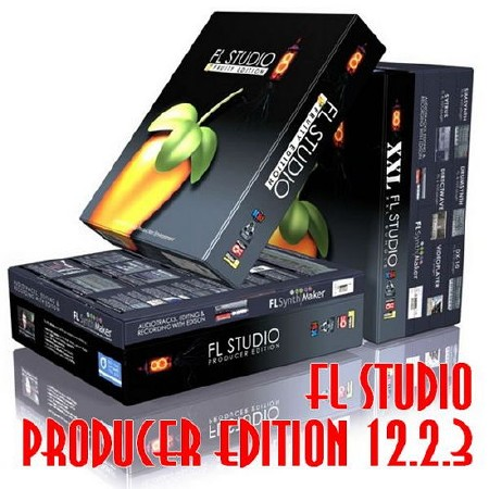 FL Studio Producer Edition 12.2 build 3 (2015/Eng) Portable by goodcow