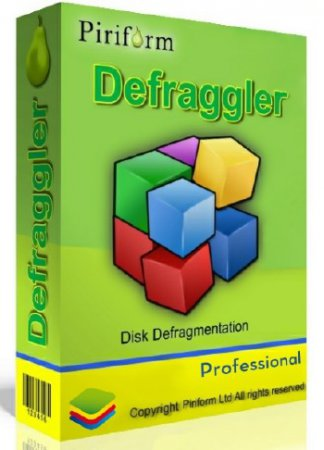 Defraggler 2.20.989 Professional Edition ML/RUS